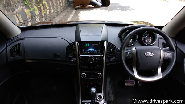 Mahindra Xuv500 W11 Review Review Test Drive Report