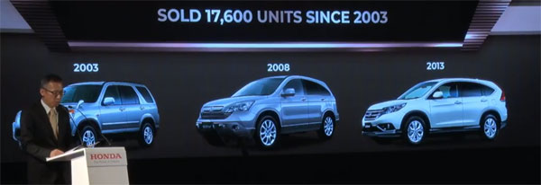 This Is The Fourth-Generation Model (Globally Fifth)