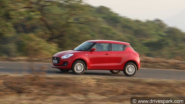 Maruti Swift RS India Launch Details Revealed – To Rival The Tata Tiago JTP