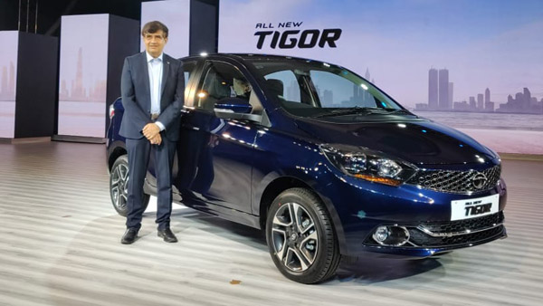 Tata Tigor Facelift Launched In India; Prices Start At Rs 5.20 Lakh