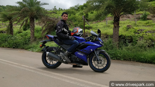 Yamaha R15 V3.0 Road Test Review: Specifications, Price, Features & Photos
