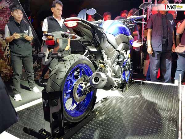 Yamaha MT-15 India Launch Details Revealed