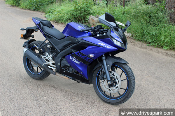 Yamaha R15 V3 0 Road Test Review: Specifications, Price