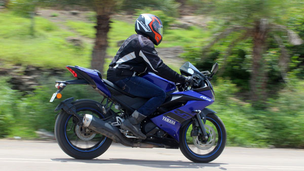 2018 Yamaha R15  V3 Review — Unmistakable Racing Pedigree Made Evident