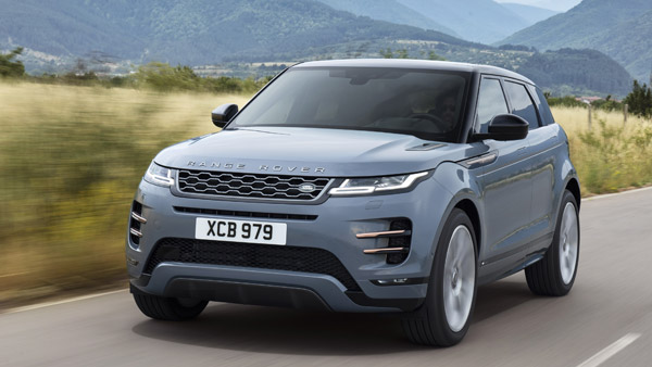 New Range Rover Evoque Unveiled; To Go On Sale In 2020