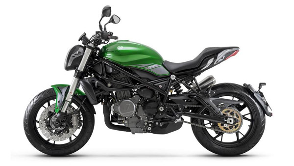 Benelli 752S Revealed Ahead Of Global Debut