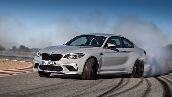 BMW M2 Competition Launched In India; Priced At Rs 79.9 Lakh