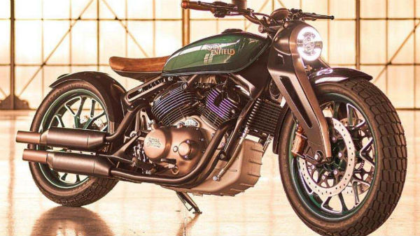 Royal Enfield Kx Concept 836cc Royal Enfield Revealed At Eicma