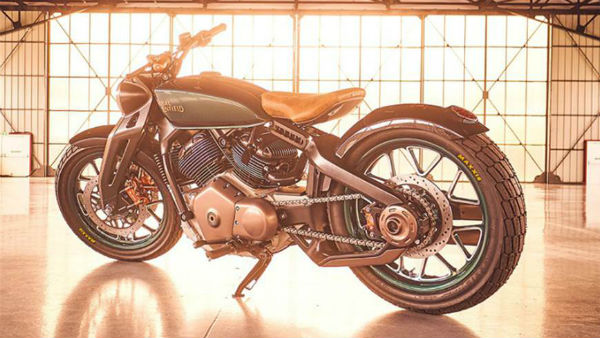 Royal Enfield KX Concept: 836cc Royal Enfield Revealed At EICMA; Specs, Photos, Video