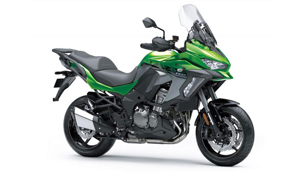 New Kawasaki Versys 1000 Bookings Commence; Bookings And Launch Details