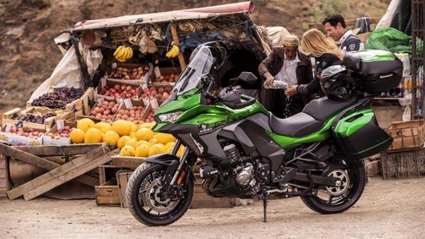 EICMA 2018: Kawasaki Versys 1000 Unveiled
