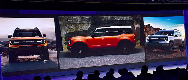 New 2020 Ford Bronco SUV Unveiled — Or Was It?