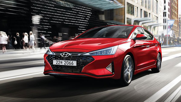 New Hyundai Elantra Sport 2019 To Rival The Skoda Octavia RS