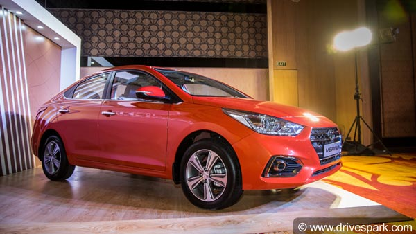 Hyundai Verna 1.4-Litre Diesel Model Launched In India At Rs 9.29 Lakh