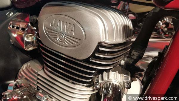 New Jawa Bike Top Speed Power Mileage Fuel Capacity