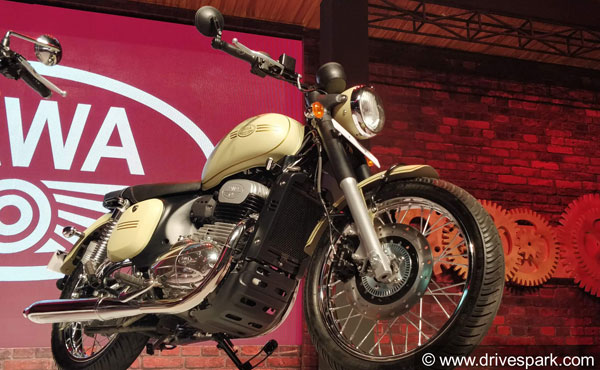 New Jawa 42 Review (First Look): Price, Specifications