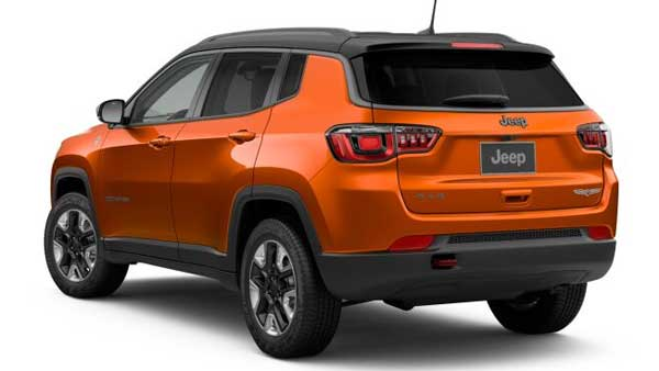 Jeep Compass Trailhawk India-Assembly Starts; Launch Expected In Early-2019