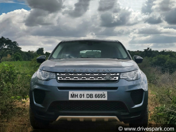 Land Rover Discovery Sport Petrol Review: Test Drive Report