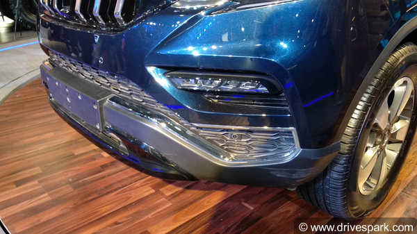 Mahindra's Flagship SUV To Launch On November 26 — To Be Called Alturas