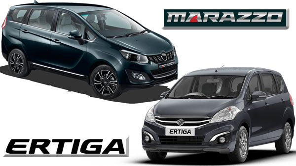 Mahindra Marazzo Sales Figures For October: Marazzo Beats The Maruti Ertiga