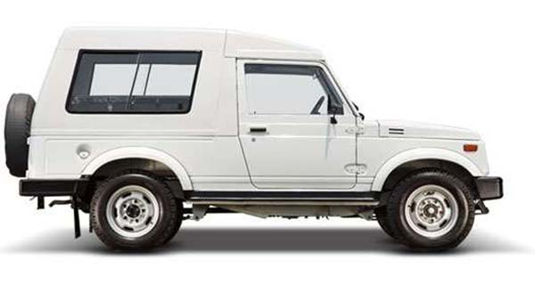 maruti gypsy to be discontinued by march 2019 bookings to. Black Bedroom Furniture Sets. Home Design Ideas