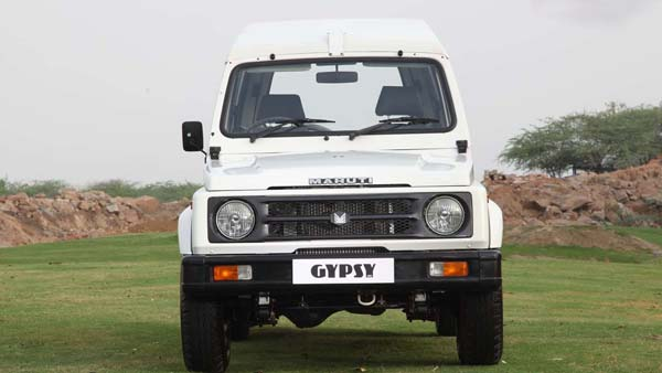 Maruti Gypsy To Be Discontinued — 33 Years Of Production Comes To An End!
