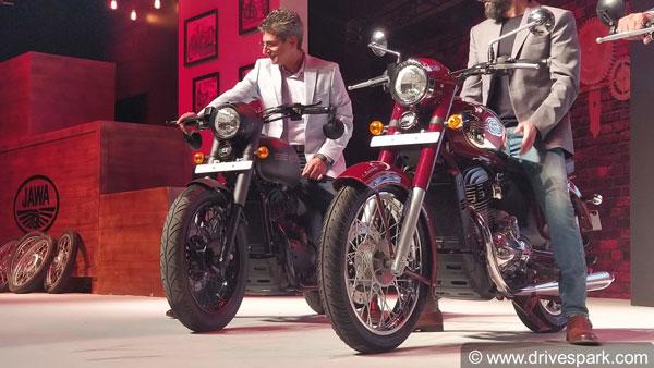 Jawa Motorcycles Has Just Nailed The Design