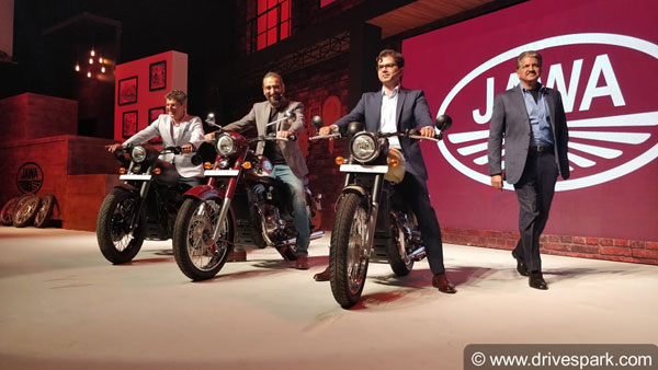 What Do You Think Of The New Jawa Motorcycles?