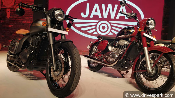 Update: The Jawa Perak Will Not Be Available Now