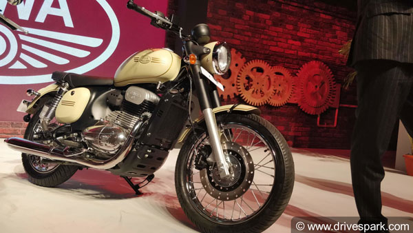 The Jawa 42 Is The Cheapest Of The Lot