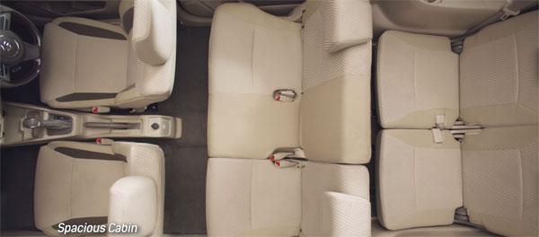 Still The Favourite Seven-Seater