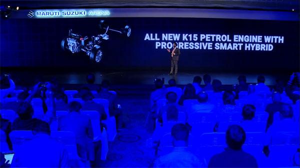 The New Petrol Engine