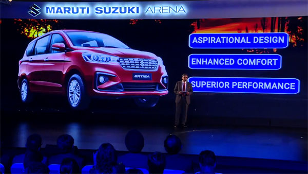 The Three Things Which Define The New Ertiga