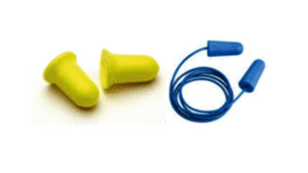 Do Not Ride A Motorcycle Without Earplugs! Riding Without Earplugs Could Cause Hearing Loss