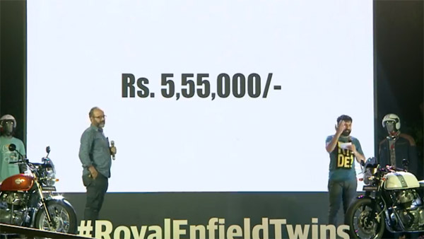And The Price Has Been Revealed As Rs 5.55 Lakh