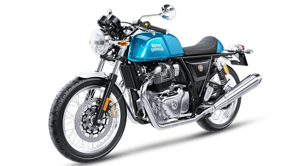 Royal Enfield 650cc Twins (Interceptor And Continental GT 650) Launched In India; Pricing & Booking Details