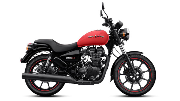 Royal Enfield Thunderbird 350X Model Launched; Price & Booking Details
