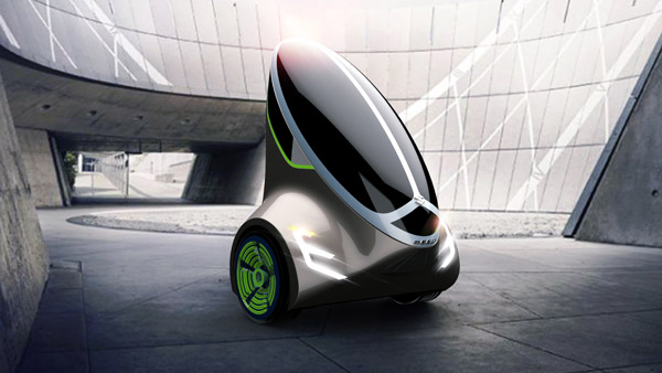 Suzuki Seed Concept — An Autonomous Mobility Solution By Narendra Singh Chhetri