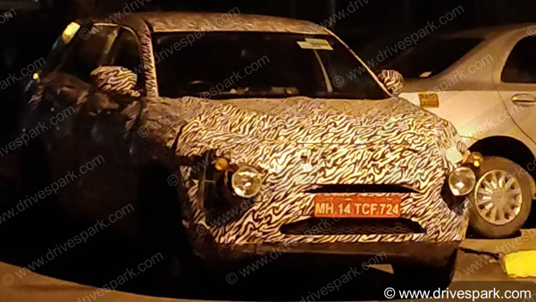 Tata Harrier 7-Seater (H7X) Spotted Testing Again — More Details Revealed
