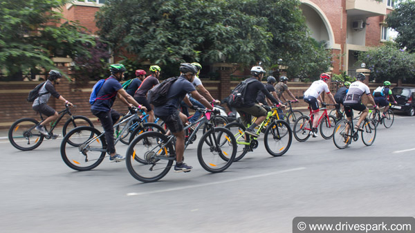 Trek Ride Camp Bangalore 2018 With Gary Fisher — The Perfect Weekend Drill For The Ardent Cyclist