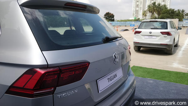 Volkswagen Tiguan Experience Drive — Capable Little SUV From Volkswagen