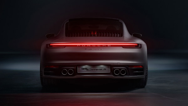 New Porsche 911 (992) Unveiled: Carrera S And Carrera 4S Showcased At 2018 Los Angeles Auto Show
