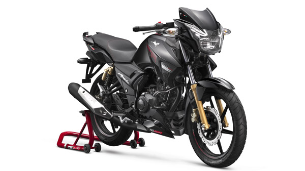 New TVS Apache RTR 180 Launched In India; Price, Specifications & Details