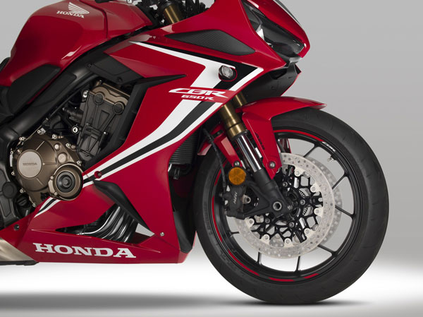 EICMA 2018: Honda CBR 650R Unveiled — Replaces The CBR 650F