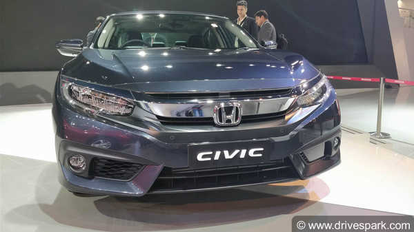New Honda Civic To Be Assembled In India; Launch In 2019