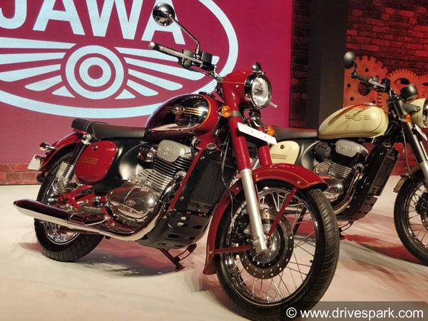 Fine New Jawa Bike Top Speed Power Mileage Fuel Capacity Inzonedesignstudio Interior Chair Design Inzonedesignstudiocom