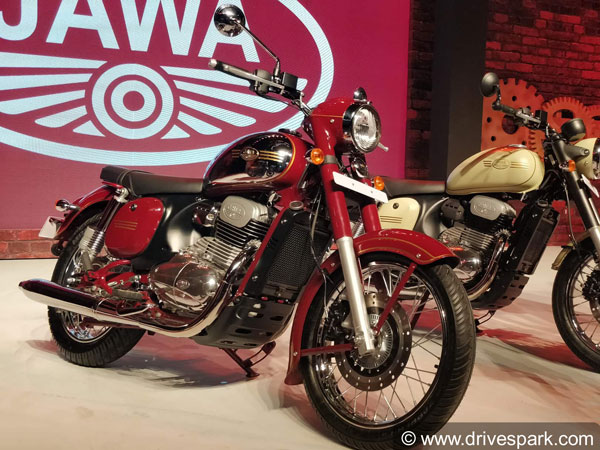 New Jawa Motorcycle: Mileage, Top Speed, Seat Height, Colours, Plus A Lot Of Things To Know