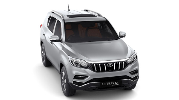 Mahindra Alturas G4 Booking Details: Bookings Open At An Amount Rs 50,000