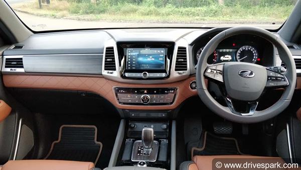 Mahindra Alturas G4 Video Overview Driveability Interior Design