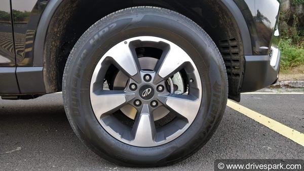 Smaller, Yet Elegant Wheels